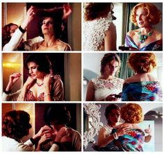 Martha and Kate ♥ I loved this little scene!