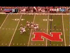 Nebraska Hail Mary vs Northwestern (Radio Call) - 11/2/2013