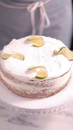 Naked Lemon Cake recipe