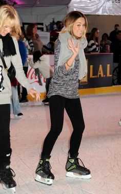 NORMA: Lauren conrad winter style