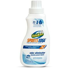 Odor Eliminator Laundry Power Boost  -  Step 3  •  23 oz. Easy-Pour bottle •   Contains No Perfumes, Dyes or UV Brighteners • Safe for High Efficiency Washers • Eliminates stubborn odors