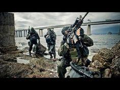 Mergulhadores de Combate da Marinha do Brasil