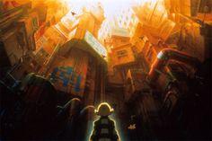 Metropolis de Rintaro - 2001