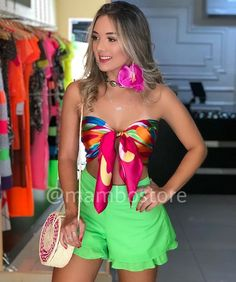 Ladies Night Outfit, Night Outfits, Summer Outfits, Cute Outfits, Love Fashion, Passion For Fashion, Fashion Outfits, Pool Party Outfits, Honeymoon Outfits