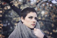 """Laura: Winter Coldness"" - Model: Laura Hartley MUA: Elly Liana"