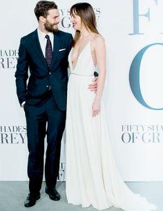 50shades:Jamie & Dakota – 'Fifty Shades of Grey' London… | Jamie Dornan News