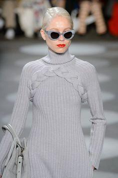 New York Fashion week Autumn Winter 2016-17  Christian Siriano show