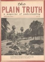 Train Your Children - TOGETHER! Plain Truth Magazine July 1962 Volume: Vol XXVII, No.7 Issue: