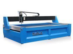 Kimla StreamCut 3 Axis CNC Waterjet for cutting a variety of materials, hard and soft, from foam to stone. 3 Axis Cnc, Park, Parks