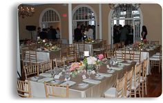Wedding Reception and Meeting, Conference Facility Charleston, SC - Marions of Charleston