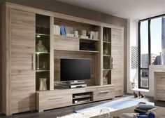 Home Tv, Tv Cabinets, Architecture Plan, Flat Screen, House, Furniture, Decorating Ideas, Rooms, Home Decor