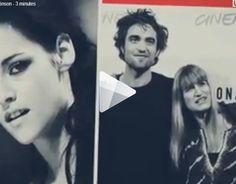 'Vanity Fair Italiana' – Retrospectiva com duração de três minutos sobre Robert Pattinson