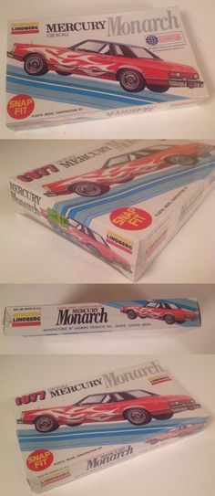 Vintage 2585: Lindberg Model Mercury Monarch Sealed 1 32 Scale Vintage Model,Super Rare,Nice!! -> BUY IT NOW ONLY: $200 on eBay!