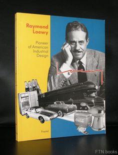 Raymond Loewy , Design Museum # PIONEER OF AMERICAN INDUSTRIAL DESIGN # 1991