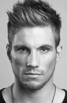 Mens Haircut Short Sides Long Top Men's Haircuts