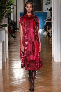 Women love Valentino, and they love it when they see it both on the runway and the red carpet (Ruth Negga's Valentino red Oscars gown still resonates and cuts through the chaff of a week's worth of frenetic news), but it's even better when they can actually wear it themselves. Going forward, more of his daytime-ready looks would be just the thing.