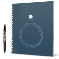 A special notebook ($27) that you can erase by microwaving it.