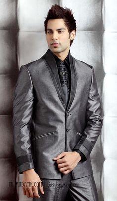 Jas pria model india elegan modern