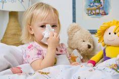 Простуда, кашель и дети. Мифы и советы