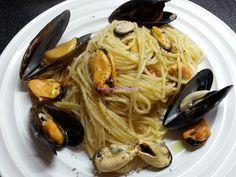 Spaghetti alle cozze!