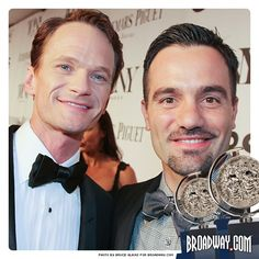 HEDWIG AND THE ANGRY INCH's Neil Patrick Harris and LES MISERABLES' Ramin Karimloo