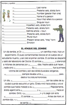 Mad Libs -- in Spanish and English. Free!