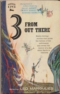 1960 Cover by Richard Powers
