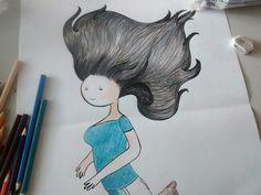 Desenhando Marceline