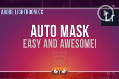 Auto Masking Made Easy In Lightroom | Who Says You Can't Edit Precisely In Lightroom? | SLR Lounge
