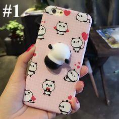 3D Cute Soft Silicone Squishy Cat Phone Case | Cell Phones & Accessories, Cell Phone Accessories, Cases, Covers & Skins | eBay!