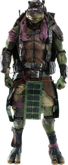 Teenage Mutant Ninja Turtles Action Figure 1/6 Donatello