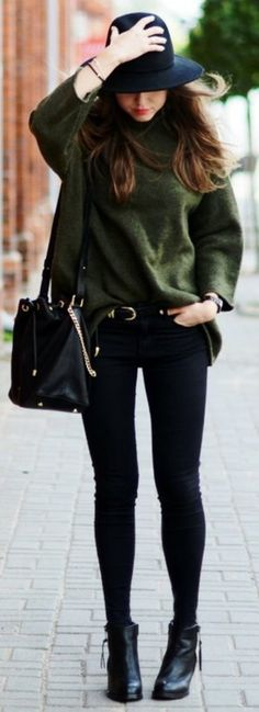 Zara jeans   Bronx shoes   Reserved sweater