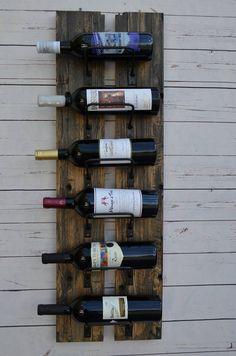 Top 69 cool diy kitchen pallets ideas you should not miss 68 Wood Wine Racks, Wine Rack Wall, Wine Wall, Wine Tasting Near Me, Wine Cellar Design, Wine Storage, Diy Kitchen, Kitchen Decor, Cool Diy