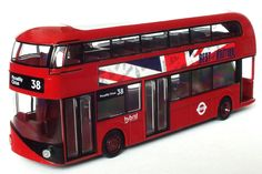 New Routemaster, Vehicles, Model, Toys, Activity Toys, Scale Model, Clearance Toys, Car