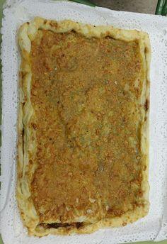 Pasta de full amb Nutella, Maria Pastó