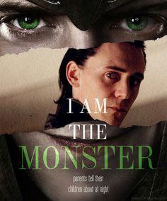 Loki no ur the dream, monsters aren't beautiful
