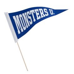 MU Pennant - Store - Monsters University