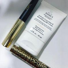 Mis básicos favoritismos  #bblog #bblogger #beauty #beautyblog #beautyblogger #vsco #vscocam #motd #makeup #makeupoftheday #basics #makeupbasics #kiehls #estoesmuykiehls #ysl #toucheeclat #couturekajal #eyeliner