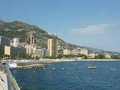 O meu pensamento viaja: Mónaco