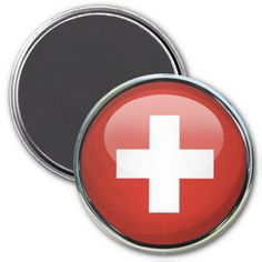 Shop Switzerland Flag Glass Ball Magnet created by Personalize it with photos & text or purchase as is! Switzerland Flag, Swiss Flag, Political Events, Round Magnets, National Flag, Paper Cover, Glass Ball, Flags