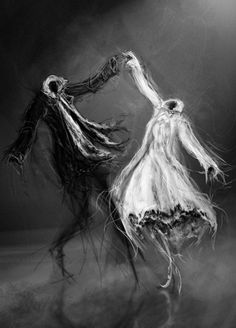 Stephen gammell scary art/ illustration from Alvin Schwartz Scary Stories To Tell In The Dark Halloween Illustration, Dark Fantasy, Fantasy Art, La Danse Macabre, Arte Obscura, Drawn Art, Wow Art, Gothic Art, Halloween Art