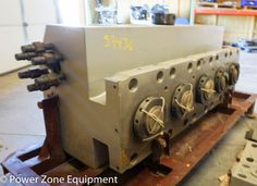 "New Jinpeng 4.5"" Quintuplex Pump Fluid End Only For Sale - Stock No 59436"