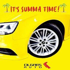 Its Summer Time!! #summavibes  #olgarsauto Summer Time, Summer, Daylight Savings Time