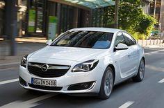 Седан Opel Insignia и хэтчбек