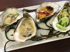 El plato de ostras (4 uds a su elección). Reserva online en EligeTuPlato.es