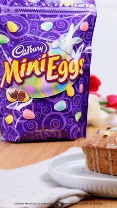 Just Desserts, Delicious Desserts, Yummy Food, Tasty, Holiday Baking, Christmas Baking, Easter Recipes, Mini Eggs Recipes, Easter Desserts