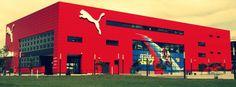 The PUMA Store Herzogenaurach, Germany #PUMA #retail #shopping