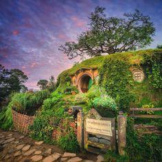 The Shire, Hobbiton by Daniel Kordan