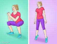If you really want your butt to look more toned, you can participate in this interesting challenge with us. This proof of your desire to get a wonderful Butt consists of only 30 days Workout Plan. 30 Day Workout Plan, Ab Workout Men, Butt Workouts, 100 Squats A Day, Faire Des Squats, Knee Exercises, Workout Plan For Beginners, Belly Fat Workout, Muscle Fitness