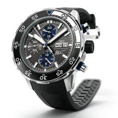 2016 iwc aquatimer watch